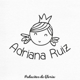 Sello infantil Princesa
